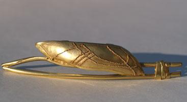 Gold, granuliert
