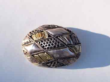 'Strukturen' Gold, Silber