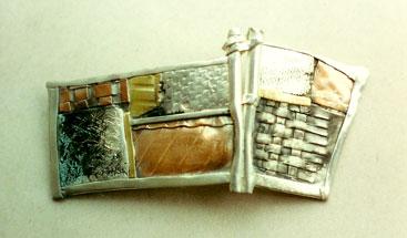 Silber, Gold, Kupfer