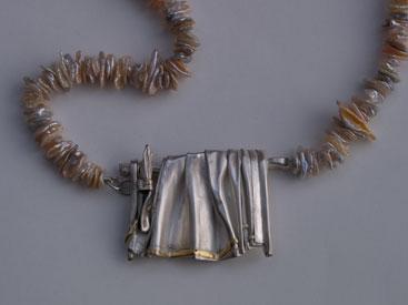 Silber, Gold, Naturperlen