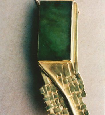 Gold, Jade