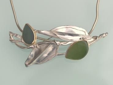 Gold, Silber, Jade