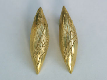 Gold granuliert