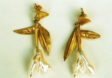 Gold, Barockperlen