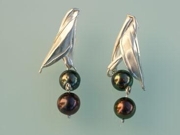 Silber, Perlen